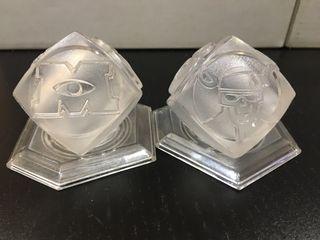 Figura central Cristal Infinity