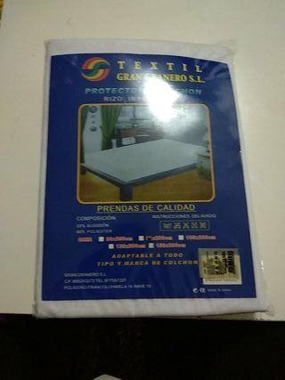 Protector colchón 90*200cm