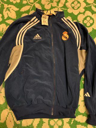 Sudadera real Madrid adidas