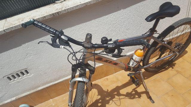 Vendo dos bicicleta.