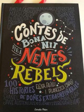 Contes de Bona nit Nenes Rebels 1
