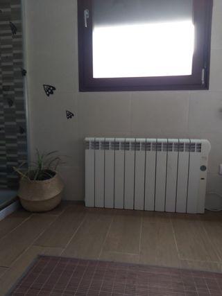 Radiador Rointe serie Z bajo consumo luz