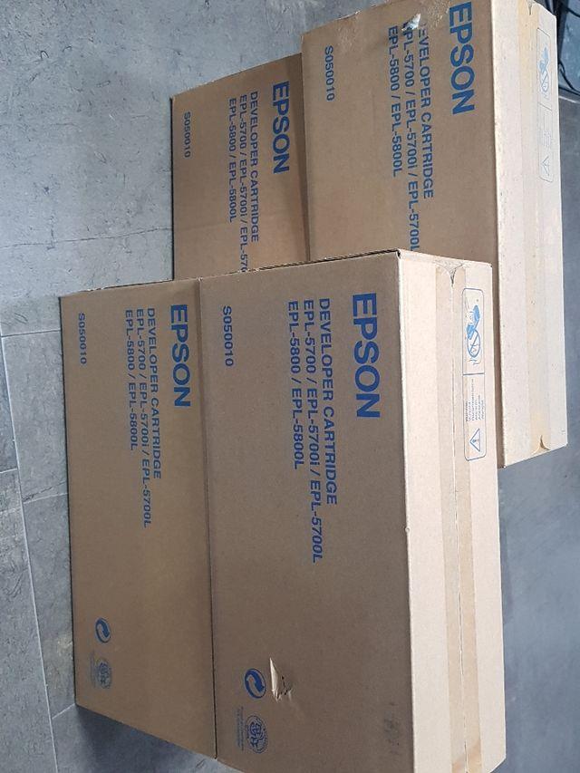 toner EPSON S050010
