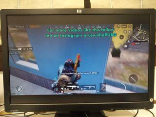 """Monitor HP 22"""" VGA"""