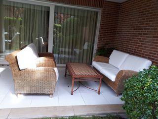 sofá y sillones de jardín