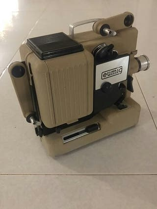 Proyector Eumig Wien P8 Automatic