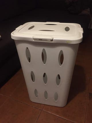 Caja de lavandería