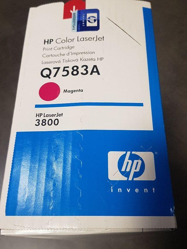 hp color laserjet Q7583A original