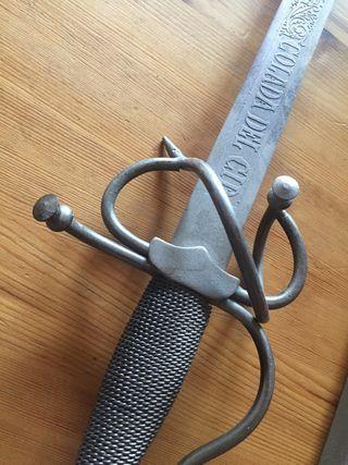 Espadas del Cid campeador