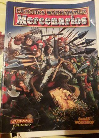 Once Libros y Revistas WARHAMMER vintage
