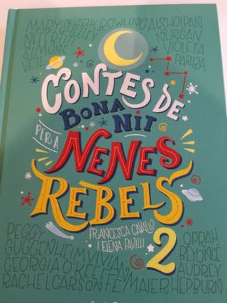 Contes de Bona Nit Nenes Rebels 2