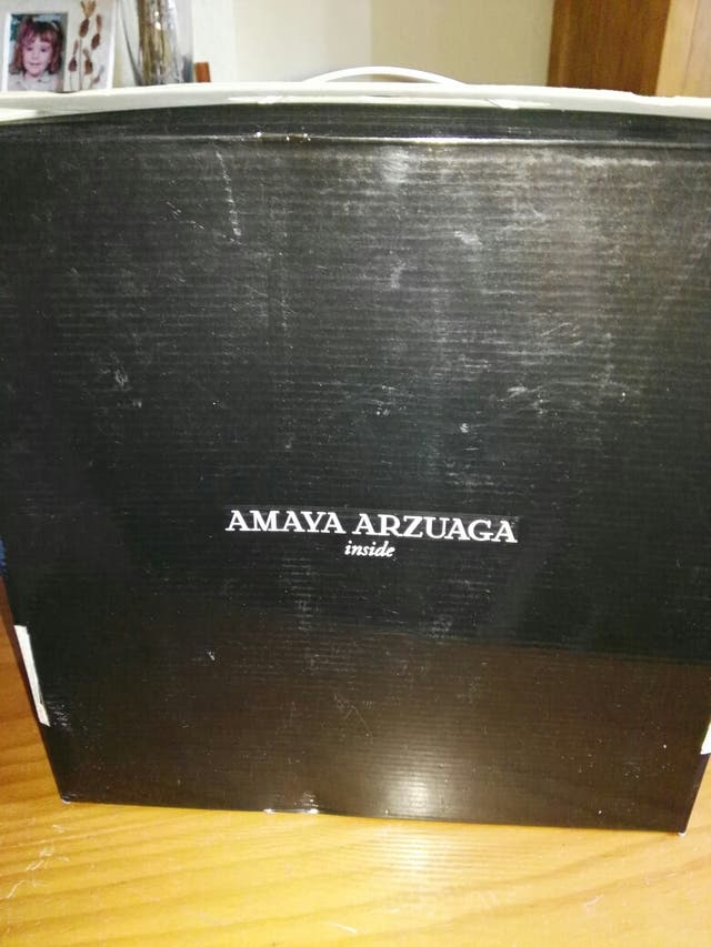 Albornoz Firma Amaya Arzuaga. Colección INSIDE