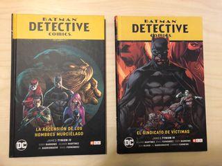 Comic Batman Detective Comics Renacimiento 1 y 2
