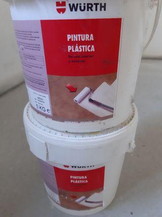 pintura plastica