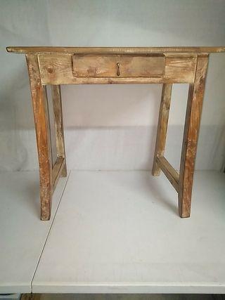 Antigua mesa.
