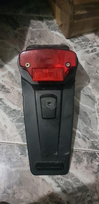 Portamaticulas original Motocross Enduro