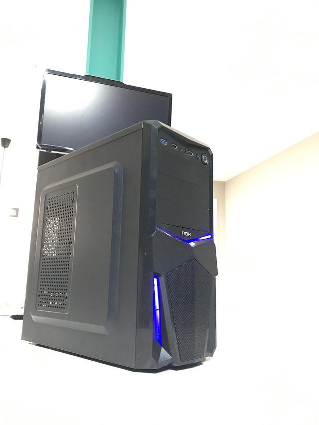 pc gaming barato FULL HD I3 91100 Y GTX 1050 TI 4G