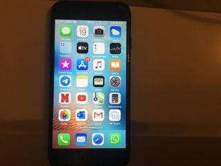 IPhone 7 128gb negro mate