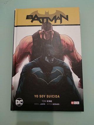 Batman Yo soy suicida