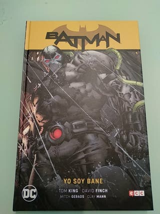 Batman Yo Soy Bane