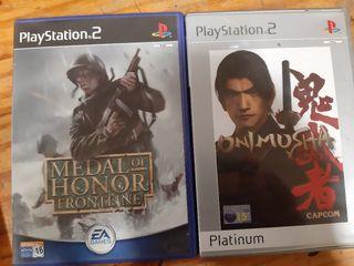 video juegos ps2
