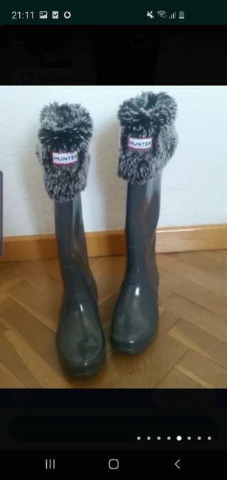 Calcetines botas Hunter
