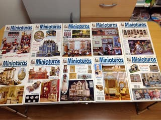 Revistas miniaturas 111-120