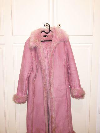 Abrigo largo de diseño