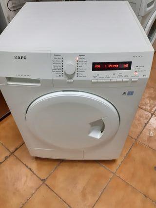 secadora marca AEG