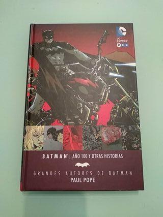 Batman año 100 y otras historias