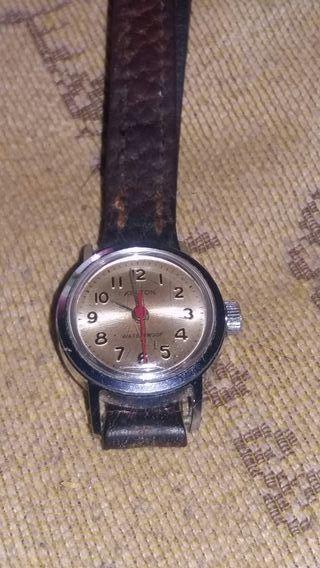 reloj kelton de cuelda de señora antiguo