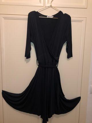 Vestido de fiesta noche nuevo premamá o talla L