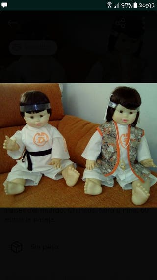 Muñecos Dulzones.