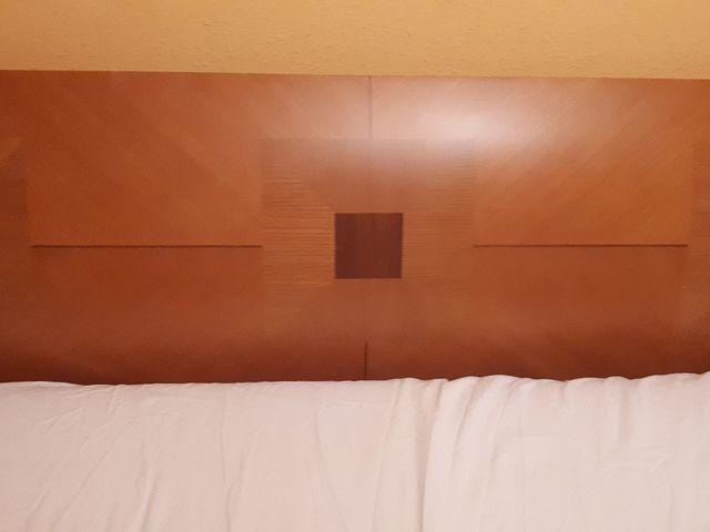 Dormitorio completo matrimonio
