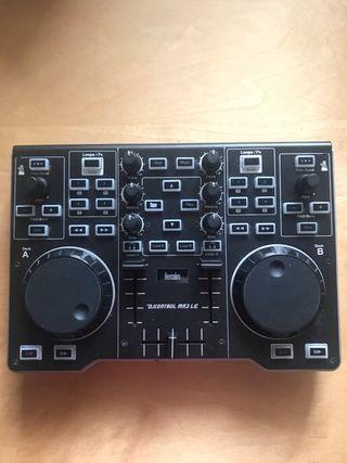 Hercules DJ Control MP3 LE Black Edition