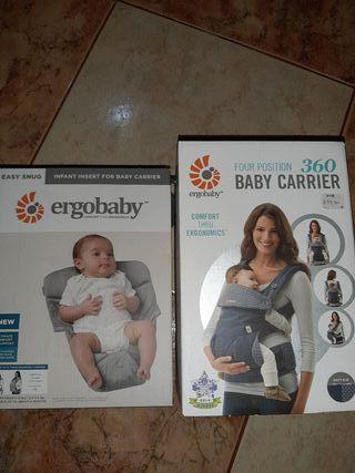 mochila de bebe ERGOBABY 360