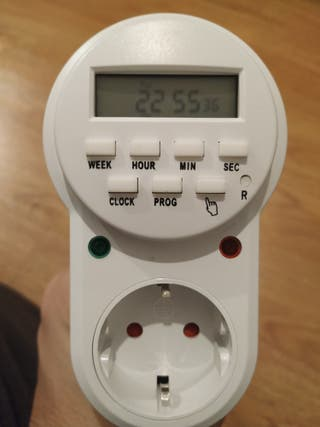 Temporizador Eléctrico