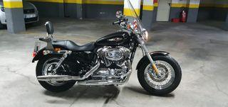 Harley Davidson Sporster Custom 1200