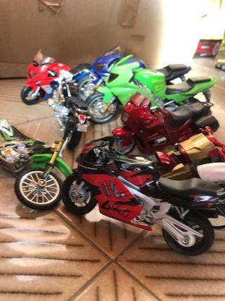 Motos de juguete, Buen estado