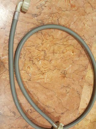 manguera toma de agua lavadora lavavajillas
