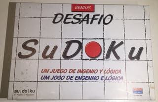SUDOKU. Juego de mesa
