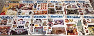 Revistas miniaturas muñecas 90-99