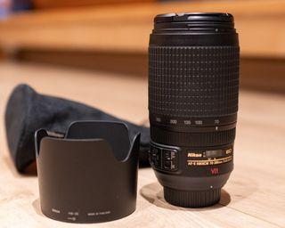 Nikon 70-300 VR ED