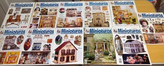 Revistas miniaturas 100-110