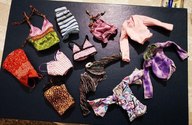 Barbie ropa