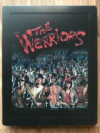 The Warriors Blu Ray Steelbook