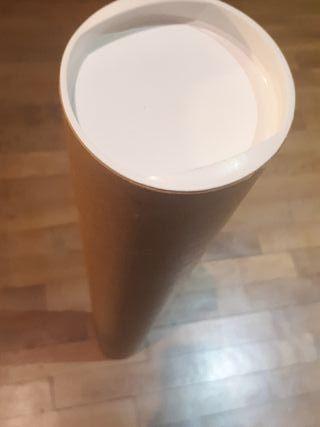 Tubo para laminas