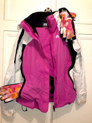 Conjunto de ropa de esquí Nike