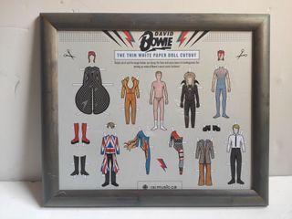Cuadro D Bowie