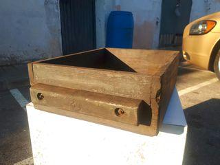 Cajas de madera industriales